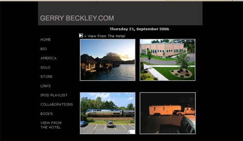 GeryBeckley.com
