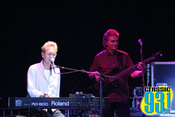 Citrus Heights, CA 2012 with Gerry Beckley and Rich Campbell